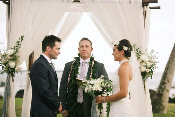 Przepiękne klasyczne wesele na plaży