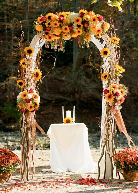 Looking-for-some-inspiration-for-your-autumn-wedding-Falll-wedding-arch-ideas